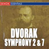 Dvorak: Symphony No. 2 & 7 by Moscow RTV Large Symphony Orchestra