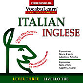 Vocabulearn ® Italian - English Level 3 by Inc. Penton Overseas