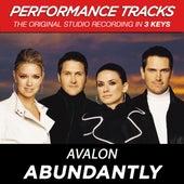 Abundantly (Premiere Performance Plus Track) by Avalon