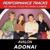 Adonai (Premiere Performance Plus Track) by Avalon