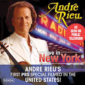 Live At Radio City by André Rieu