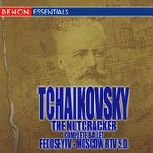 Tchaikovsky: The Nutcracker: Complete Ballet by Moscow RTV Symphony Orchestra
