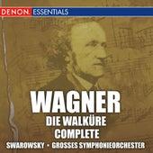 Wagner: Die Walkure by Hans Swarowsky