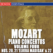 Mozart: Piano Concertos - Vol. 4 - No. 20, 21 'Elvira Madigan' & 22 by Various Artists
