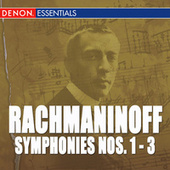 Rachmaninoff: Symphony Nos. 1-3 by Various Artists