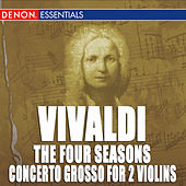 Vivaldi: Four Seasons ( No. 22, Op. 8, 1 ), Concerto Grosso for 2 Violins, RV 565 & 4 Violins, RV 580 by Emmy Verhey