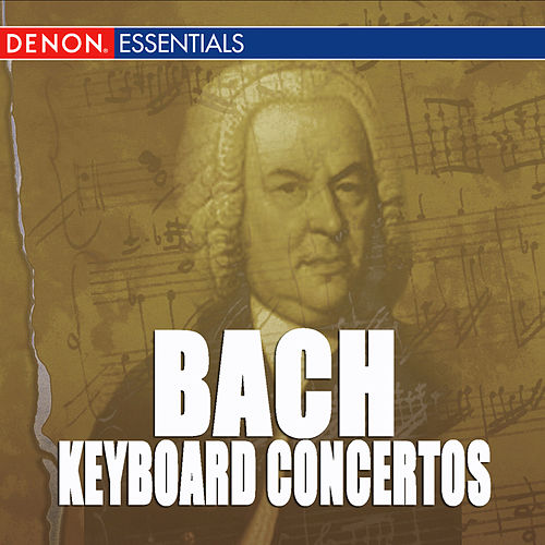 J.S. Bach: Keyboard Concertos by Moscow Chamber Orchestra