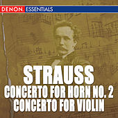 Richard Strauss Concertos by Various Artists