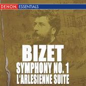 Bizet: L'Arlesienne Op. 23, Suite No. 2 - Symphony No. 1 by Alfred Scholz