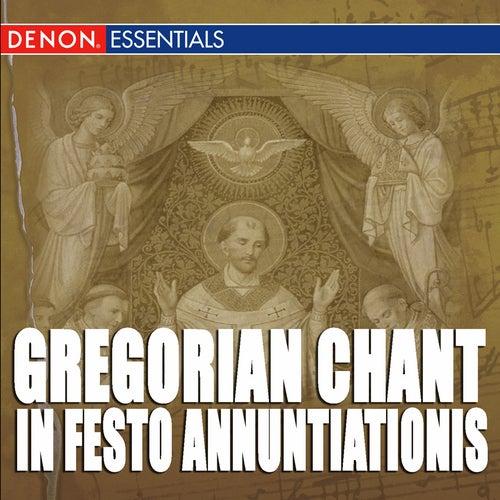 Gregorian Chant: In Festo - Annuntiationis, Assumptionis, Nativitatis, Purificationis & Septem Dolorum by Boni Puncti