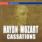 Haydn: Cassation in F - Mozart: Cassation No. 2 by Various Artists