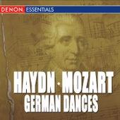 Mozart - Haydn: German Dances by Various Artists