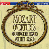 Mozart: Marriage of Figaro Overture - Magic Flute Overture - Abduction from the Seraglio Overture by Alfred Scholz