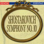 Shostakovich: Symphony No. 10 by ORF Symphony Orchestra Milan Horvat