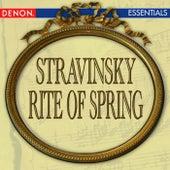Stravinsky: Rite of Spring by O.R.F. Symphony Orchestra