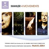 Mahler: 4 Movements by Frankfurt Radio Symphony Orchestra