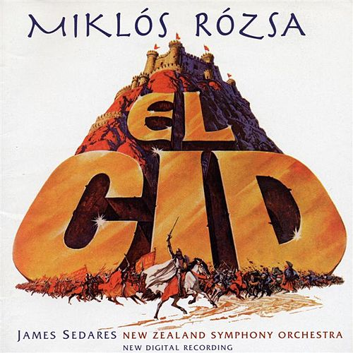 Rozsa: El Cid by New Zealand Symphony