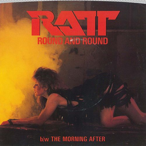 Round And Round / The Morning After [Digital 45] by Ratt