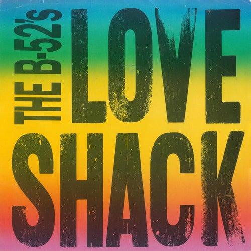 Love Shack [edit] / Channel Z [Digital 45] by The B-52's
