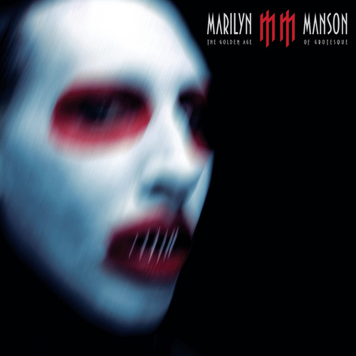 The Golden Age Of Grotesque by Marilyn Manson