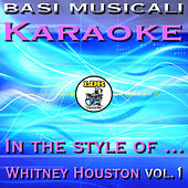 Basi Musicali Karaoke -  Whitney Houston Vol.1 by Karaoke