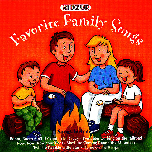 Favorite Family Songs by Kidzup Music