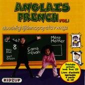 J'apprends L'anglais And French Vol. 1 by Kidzup Musique Educative Pour Enfants