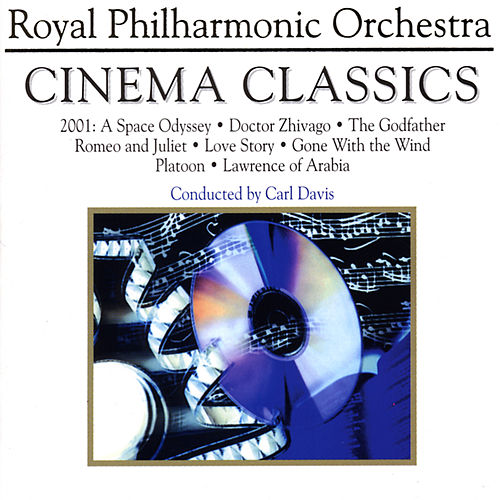Cinema Classics by Royal Philharmonic Orchestra