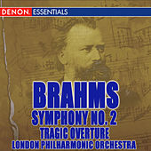 Brahms: Second Symphony and Other Orchestral Works by Various Artists