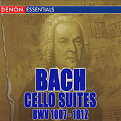 Bach: Cello Suites BWV 1007-1012 by Victor Yoran