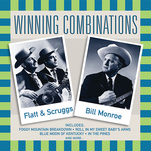 Winning Combinations by Flatt and Scruggs