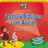 Cantos Biblicos Con Accion by Cedarmont Kids