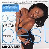 Best Of The Best Vol. 2: Lovers... by Various Artists