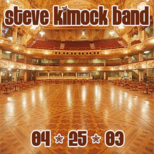 04-25-03 - Cervantes Masterpiece Ballroom - Denver, CO by Steve Kimock Band