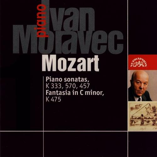 Ivan Moravec Plays Mozart by Ivan Moravec
