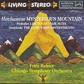 Hovhaness - Mysterious Mountain:  Prokofiev: Stravinsky by Various Artists