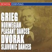 Grieg: Norwegian Peasant Dances Op. 72 - Dvorak: Slavonic Dances by Various Artists
