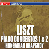 Liszt: Piano Concertos by Various Artists