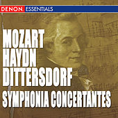 Dittersdorf: Symphony Concertante - Mozart: Sinfonia Concertante - Haydn: Sinfonia Concertante, Hob 105 by Vladimir Fedoseyev