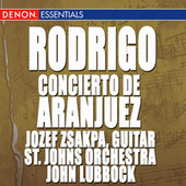 Rodrigo: Concierto de Aranjuez - Fasch: Concerto for Guitar - Pujol: Trez Piezas Rioplatenses by Various Artists