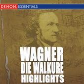 Wagner: Die Walkure Highlights by Hans Swarowsky