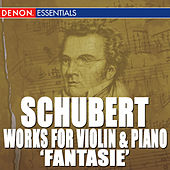 Schubert: Works for Violin and Piano by Various Artists
