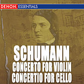 Schumann: Violin and Clarinet Fantasies and other orchestral works by Various Artists