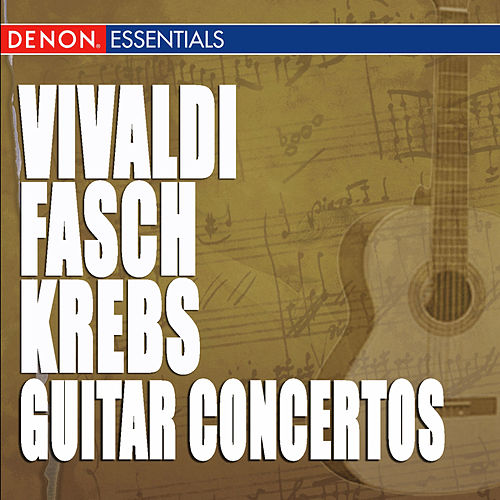 Vivaldi - Fasch - Krebs: Guitar Concertos by Various Artists