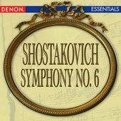 Shostakovich: Symphony No. 6 by Leningrad Philharmonic Orchestra