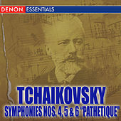 Tchaikovsky: Symphonies Nos. 4 - 6 by Various Artists
