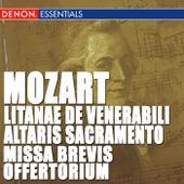 Mozart: Litinae de venerabili - Missa brevis - Offertorium by The Latvian Philharmonic Chamber Orchestra