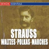 Strauss Waltzes, Polkas & Marches - Radio Bratislava Symphony Orchestra by Vlastimil Horak