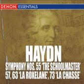 Haydn: Symphony Nos. 55