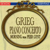 Grieg: Piano Concerto - Morning from Peer Gynt by Various Artists